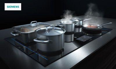 Siemens Studioline Kühlschrank : Vollflächen induktionskochfeld von siemens ihr küchenfachhändler